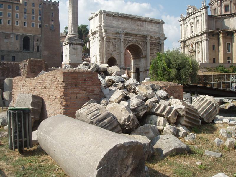 Varför föll Romarriket?