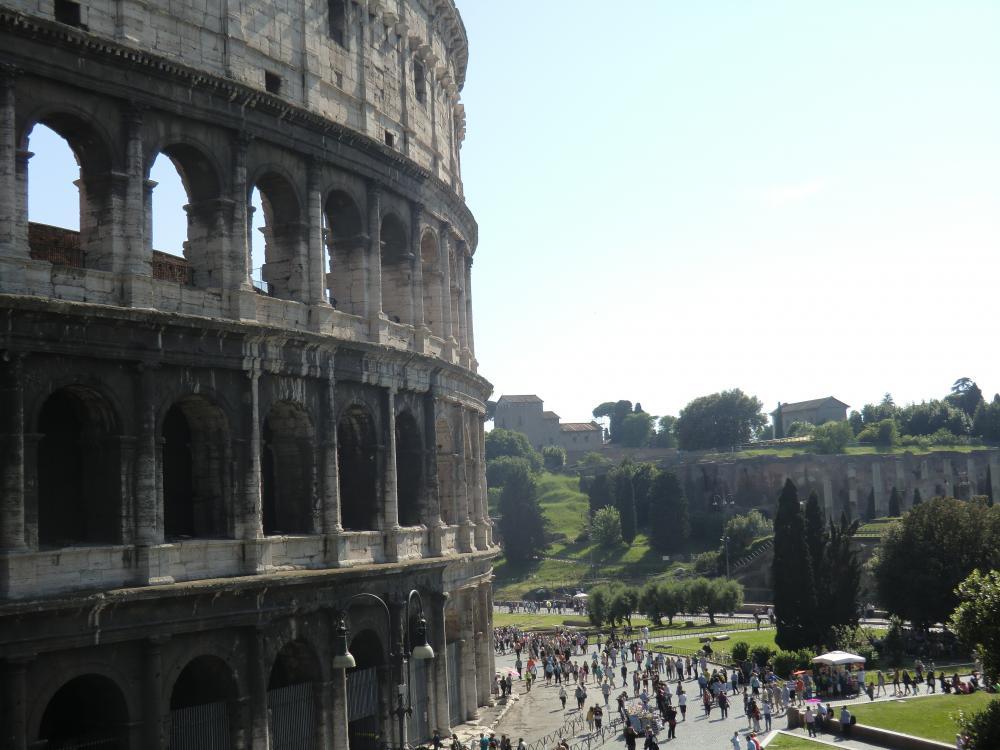 Romarrikets nedgång och fall